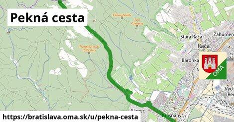 ilustrácia k Pekná cesta, Bratislava - 5,3km