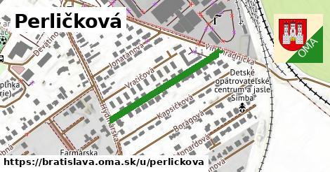 Perličková, Bratislava