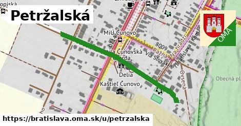 Petržalská, Bratislava