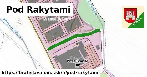 Pod Rakytami, Bratislava