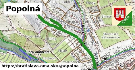 Popolná, Bratislava
