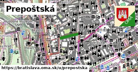 Prepoštská, Bratislava