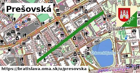 ilustrácia k Prešovská, Bratislava - 0,90km