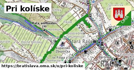 Pri kolíske, Bratislava