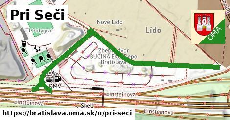 Pri Seči, Bratislava