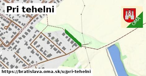 ilustrácia k Pri tehelni, Bratislava - 113m