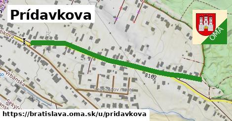 Prídavkova, Bratislava