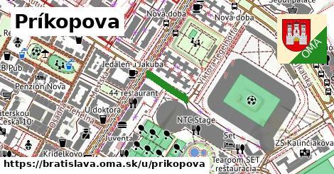 Príkopova, Bratislava