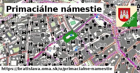 Primaciálne námestie, Bratislava
