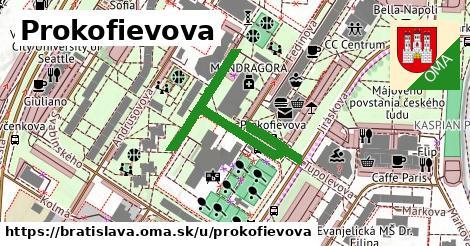 Prokofievova, Bratislava