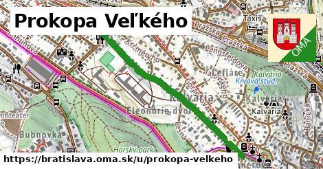 Prokopa Veľkého, Bratislava