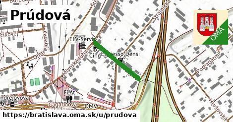 Prúdová, Bratislava
