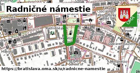 Radničné námestie, Bratislava