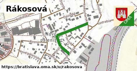 Rákosová, Bratislava