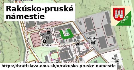 Rakúsko-pruské námestie, Bratislava
