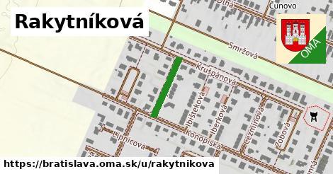 Rakytníková, Bratislava