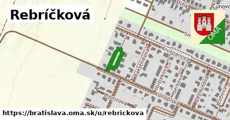 Rebríčková, Bratislava