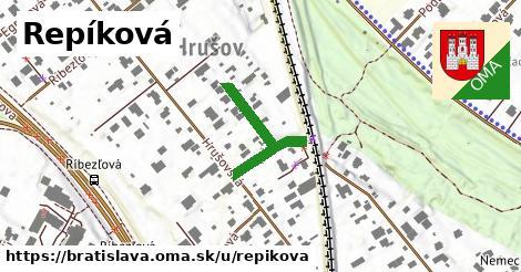 Repíková, Bratislava