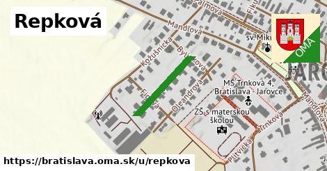 Repková, Bratislava