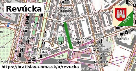 ilustrácia k Revúcka, Bratislava - 150m