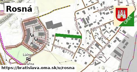 ilustrácia k Rosná, Bratislava - 143m