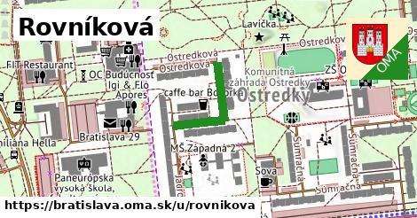 Rovníková, Bratislava