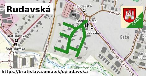 Rudavská, Bratislava