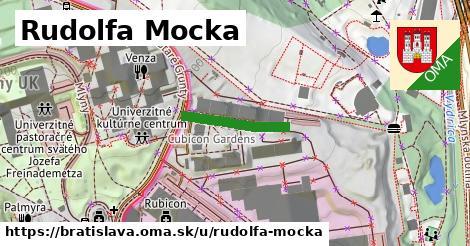 Rudolfa Mocka, Bratislava