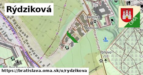 Rýdziková, Bratislava