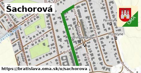 Šachorová, Bratislava