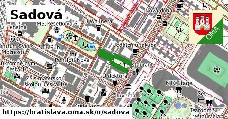 Sadová, Bratislava