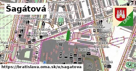 Šagátova, Bratislava