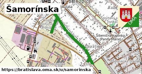 ilustrácia k Šamorínska, Bratislava - 0,84km