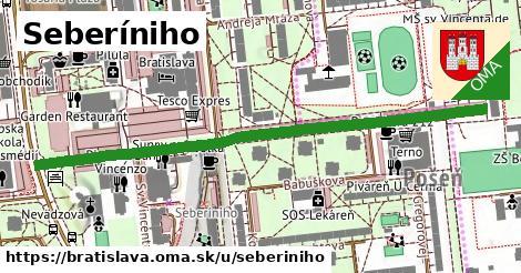 ilustrácia k Seberíniho, Bratislava - 656m