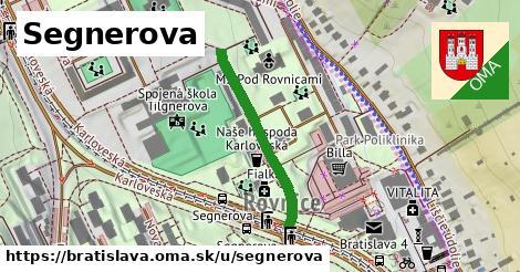 Segnerova, Bratislava