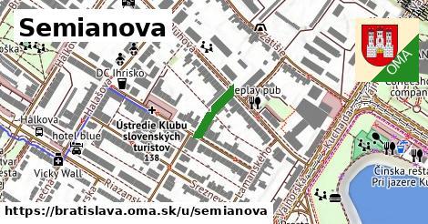 Semianova, Bratislava