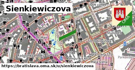 Sienkiewiczova, Bratislava