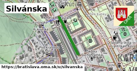 Silvánska, Bratislava