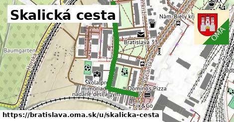 Skalická cesta, Bratislava