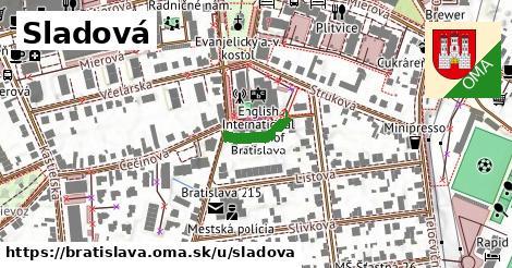 Sladová, Bratislava