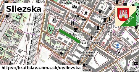 Sliezska, Bratislava