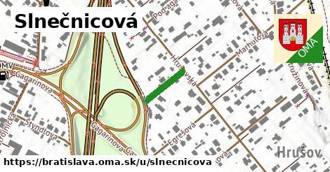 Slnečnicová, Bratislava
