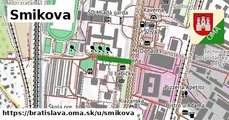 Smikova, Bratislava