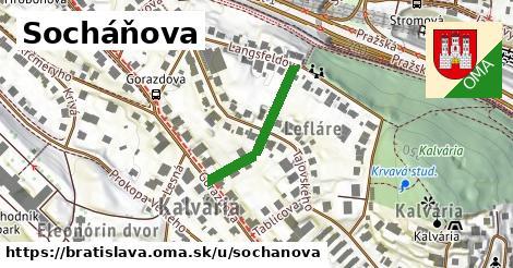 Socháňova, Bratislava