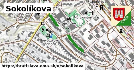 Sokolíkova, Bratislava
