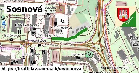 Sosnová, Bratislava