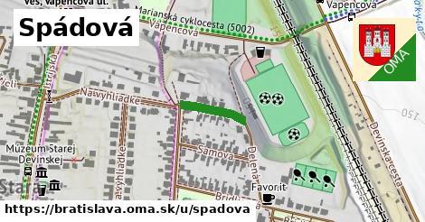 Spádová, Bratislava