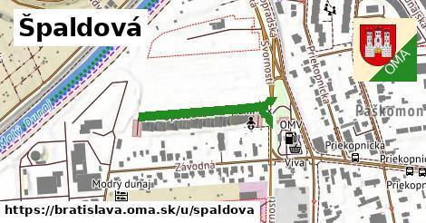 Špaldová, Bratislava
