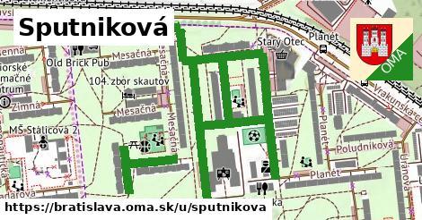 Sputniková, Bratislava