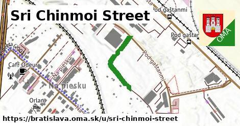 Sri Chinmoi Street, Bratislava
